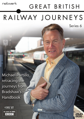 Great British Railway Journeys - The Complete Series 6