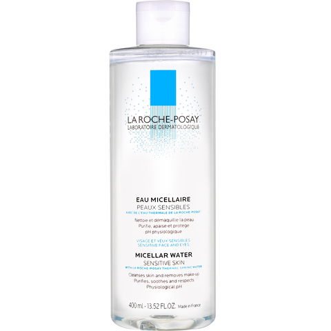 La Roche-Posay Micellar Solution Cleanser (400ml)