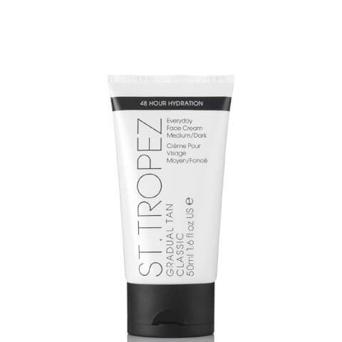 St. Tropez Gradual Tan Classic Face Lotion - Medium/Dark (50ml)
