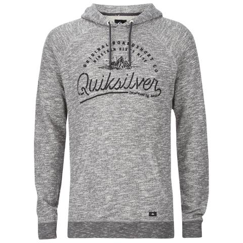 Quiksilver Men's Road Tripper Hoody - Dark Shadow