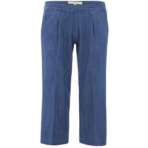 Vanessa Bruno Athe Women's Enzo Culotte Jeans - Chambray