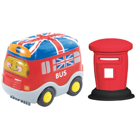 Vtech Toot-Toot Drivers Union Jack Bus