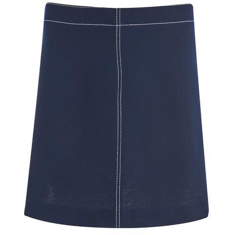 2NDDAY Women's Joe Skirt - Navy Blazer