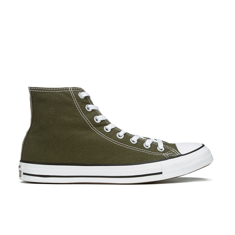 Converse Men's Chuck Taylor All Star Hi-Top Trainers - Herbal/White/Black