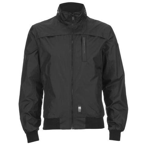 Crosshatch Men's Brimon Windbreaker Jacket - Smoked Pearl
