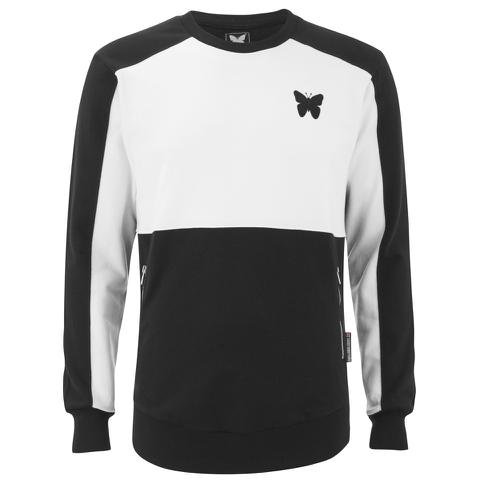 Good For Nothing Men's Admiral Crew Neck Sweatshirt - Black