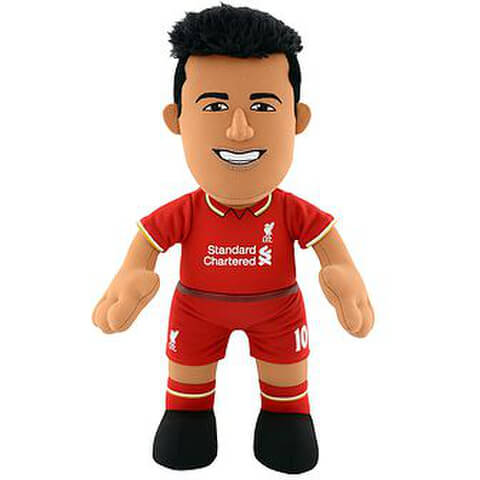 Liverpool FC Philippe Coutinho 10 Inch Bleacher Creature