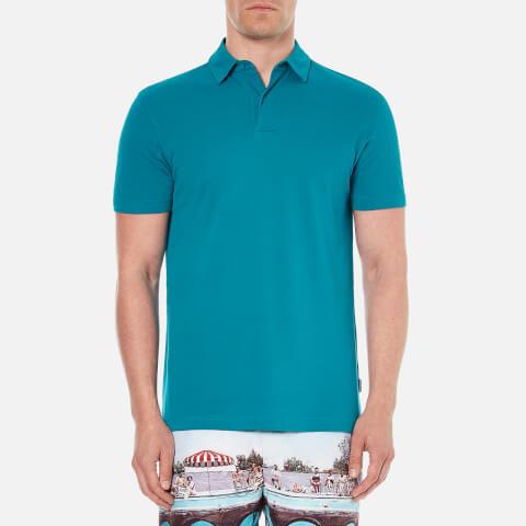 Orlebar Brown Men's Andy Polo Shirt - Dark Atoll