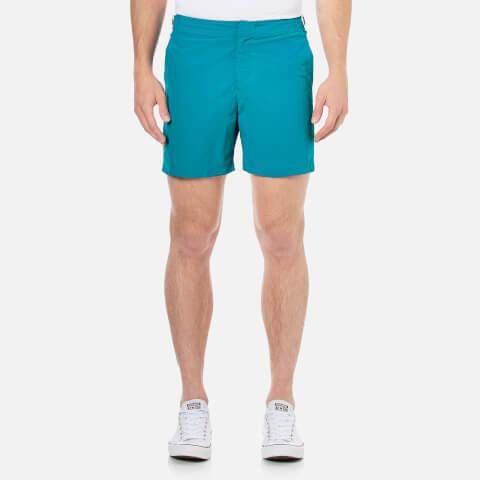 Orlebar Brown Men's Bulldog Swim Shorts - Dark Atoll