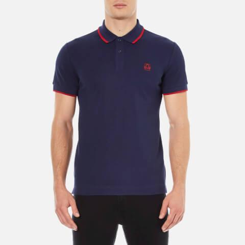McQ Alexander McQueen Men's McQ Polo Shirt - Midnight Navy