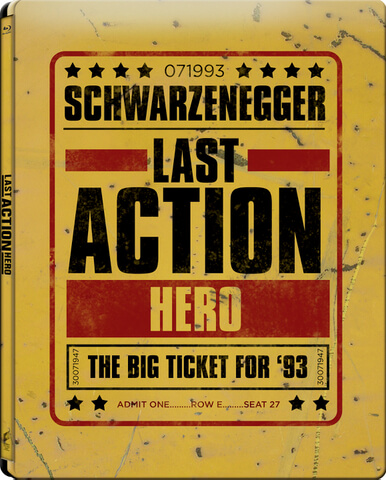 Last Action Hero - Zavvi Exclusive Limited Edition Steelbook (Limited to 2000)