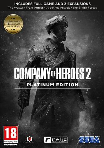 Company of Heroes 2 Platinum Edition