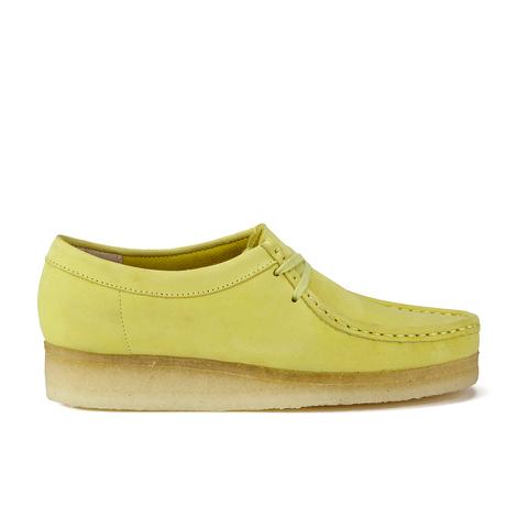 Clarks Originals Women's Wallabee Shoes - Pale Lime