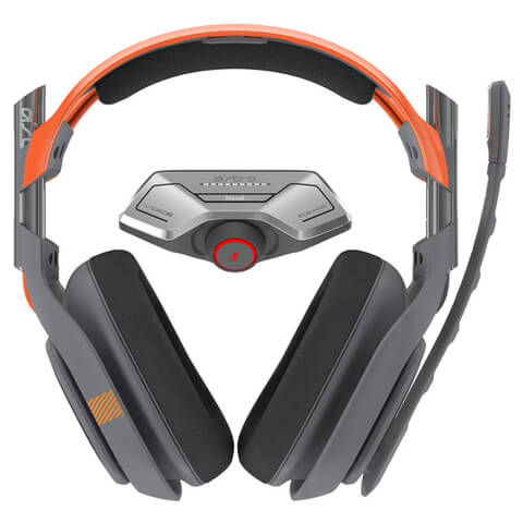 ASTRO A40 Headset + MixAmp - Orange (Xbox One)