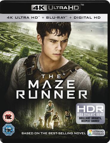 The Maze Runner - 4K Ultra HD
