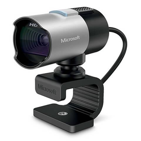 Microsoft PL2 LifeCam Studio Webcam