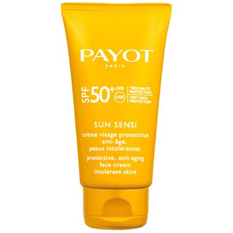 PAYOT Sun Sensi Crème Visage Protective Anti-Ageing Face Cream SPF 50+ 50ml