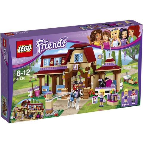 LEGO Friends: Heartlake Reiterhof (41126)