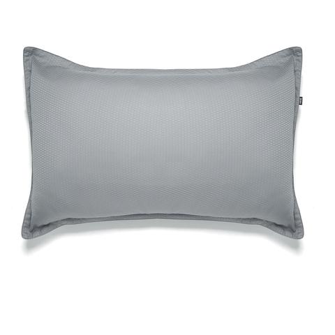 Hugo BOSS Loft Pillowcase - Silver
