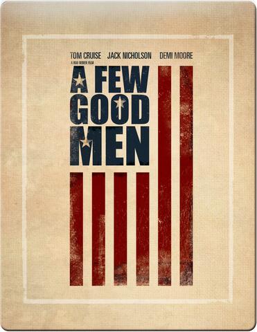 A Few Good Men - Zavvi Exclusive Steelbook