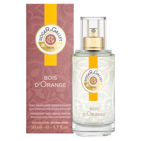 Roger&Gallet Bois d'Orange Fresh Fragrant Water Spray 50ml