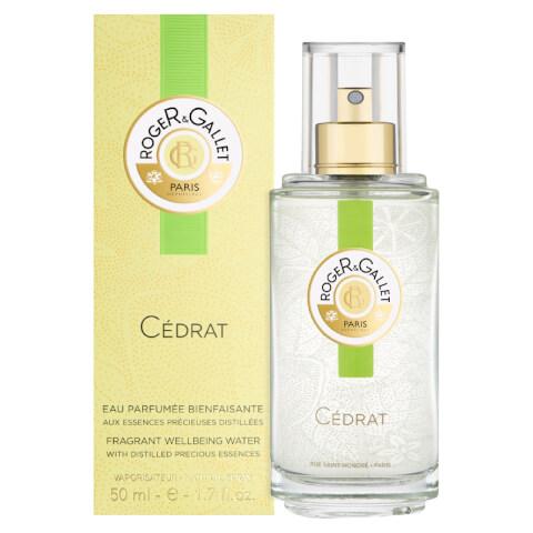 Roger&Gallet Citron Fresh Fragrant Water Spray 50ml