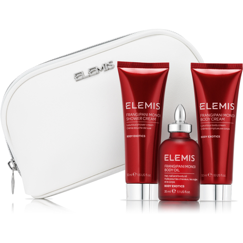 Elemis Exotic Frangipani Discovery Collection (Exclusive) (Worth £23.90)