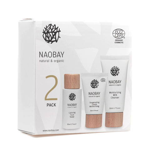 Set NAOBAY Essential Skin