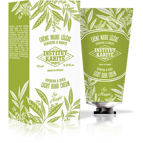 Institut Karité Paris Shea Light Hand Cream So Magic - Verbena 75ml