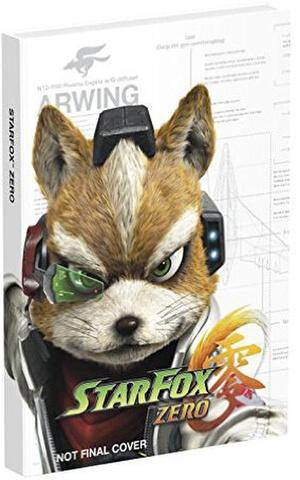 Star Fox Zero Collector's Edition Game Guide