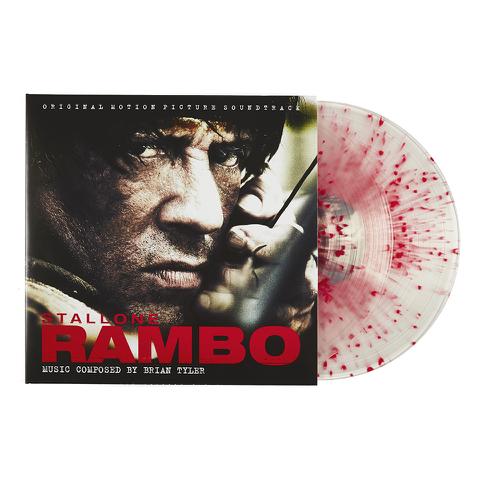 Rambo Limited Edition Vinyl OST (1LP)