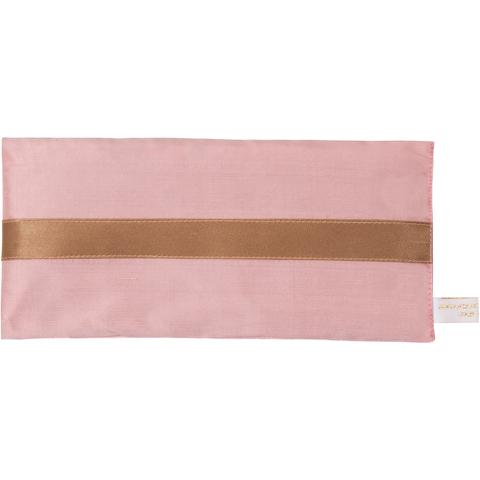 Holistic Silk Lavender Eye Pillow - Rose