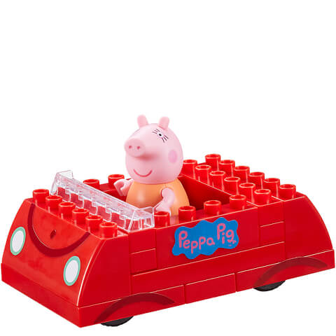 Peppa Pig Construction: Family Car Set