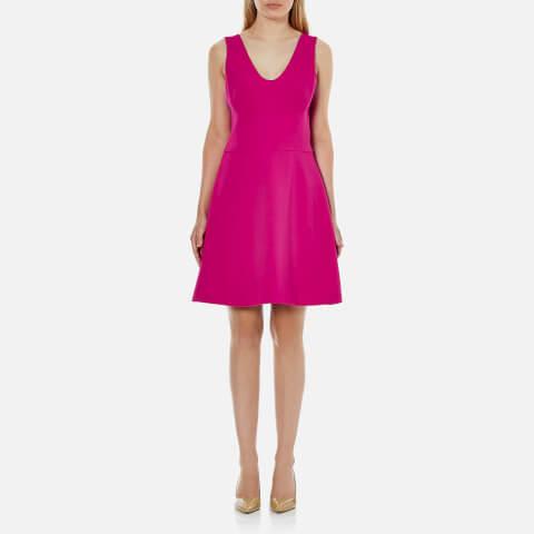 MICHAEL MICHAEL KORS Women's Wide Strap Dress - Geranium