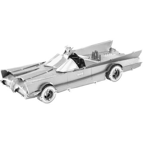 Classic Batmobile Metal Earth Construction Kit