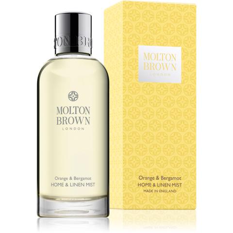Molton Brown Home & Linen Mist - Orange & Bergamot