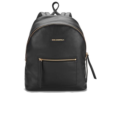 Karl Lagerfeld Women's Karl The Artist Backpack - Black