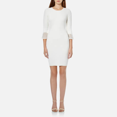 By Malene Birger Women's Nittao Dress - Soft White