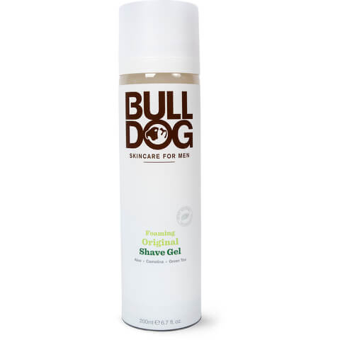 Bulldog Foaming Original Shave Gel 200ml