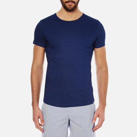 Orlebar Brown Men's OBT T-Shirt - Denim Pigment