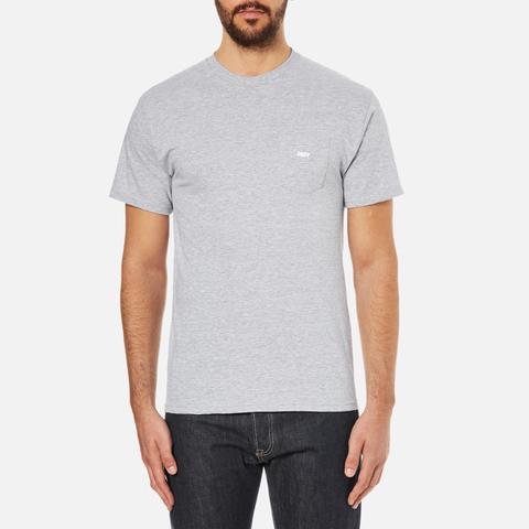 OBEY Clothing Men's OBEY Clothing Jumbled Premium Pocket T-Shirt - Grey