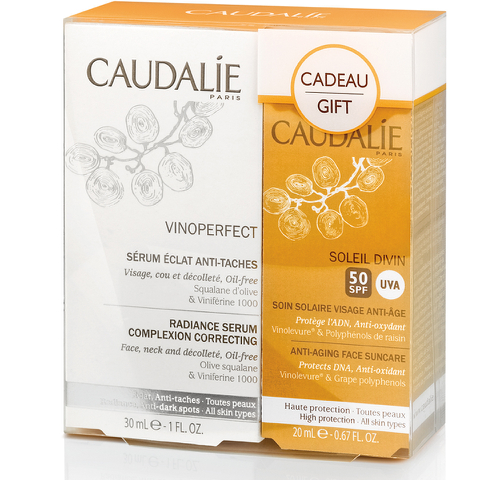 Caudalie Vinoperfect Get A Perfect Tan Set (Worth £65)