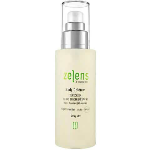 Zelens Body Defence Sunscreen SPF 30 125ml