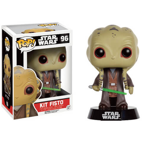 Star Wars (Exc) Kit Fisto Pop! Vinyl Figure
