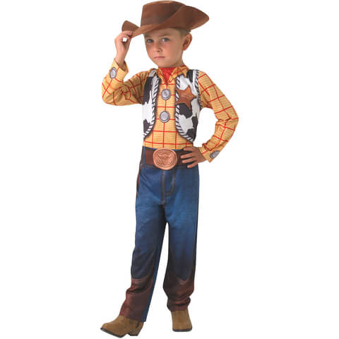 Disney Toy Story Boys' Woody Fancy Dress