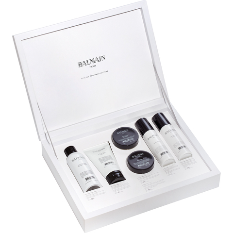Balmain Hair Styling Gift Pack 2 (Worth £137.80)