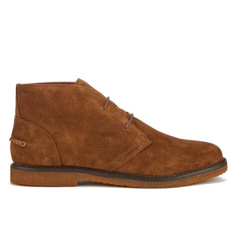 Polo Ralph Lauren Men's Marlow Desert Boots - Dark Snuff