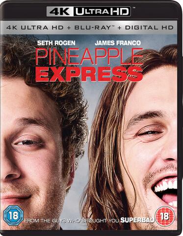Pineapple Express - 4K Ultra HD