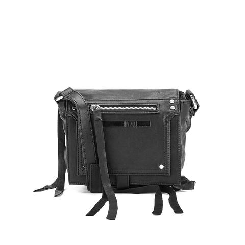 McQ Alexander McQueen Women's Mini Cross Body Bag - Black