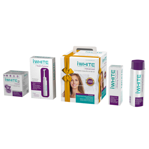 iWhite Instant Teeth Whitening Advanced Kit